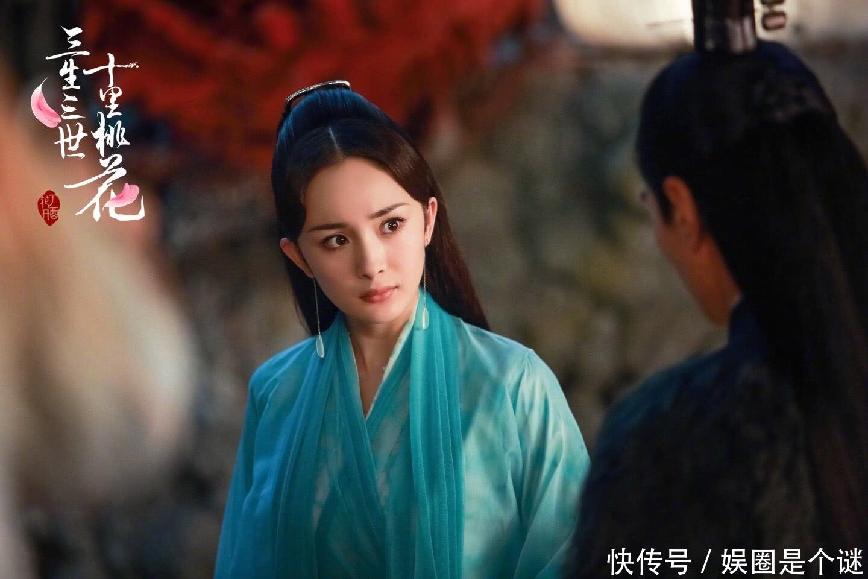 都说杨幂拍戏旺男主,老公刘恺威新剧收视扑街