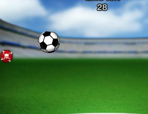 英式足球颠球,英式足球颠球小游戏,360小游戏