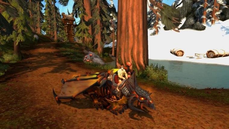《魔兽世界》7.0游戏截图
