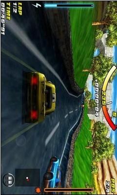 3D飞车截图2