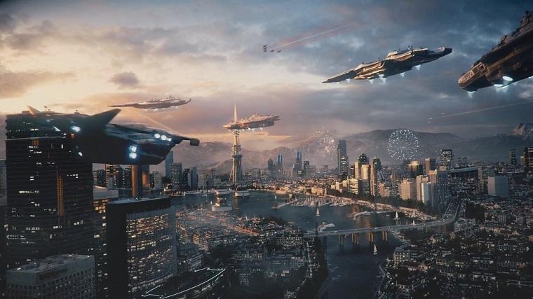 《使命召唤13》大规模战争