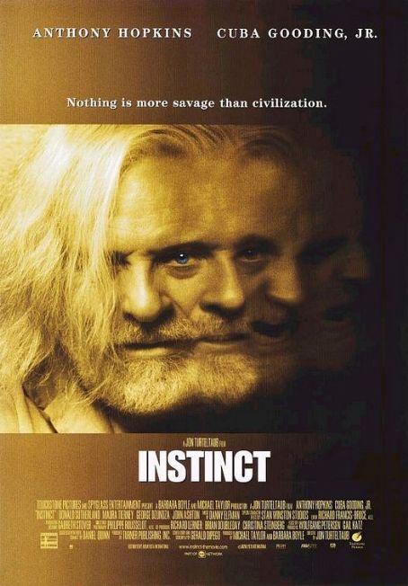 《本能反应》精彩海报 《本能反应》精彩海报片名:本能反应 英文片名:Instinct 更多片名.