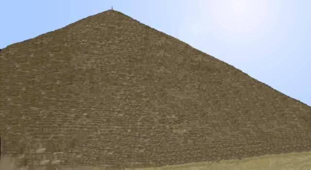 原捷克斯洛伐克的一名无线电技师,放射学专家卡尔,德鲍尔得知博维在小型金字塔中做的实验后,于1940年开始亲自用木乃伊风干的方式对食品花朵和动物尸体进行试验。德鲍尔用三毫米厚的马粪纸,按胡夫金字塔的比例,做了几个30厘米高的模型,进行第一次实验。结果他惊讶地发现,放在模型内的牛肉、羊肉、鸡蛋、花朵、死青蛙、壁虎等果然变于而不腐。实验获得初步成功后,他就与博维通信,两人保持着经常的联系。 德鲍尔不断地试验,探讨模型内究竟存在什么能量。有一次,他将一把刮胡子刀片放在模型内,满以为它将变钝,但结果却相反,刀片变