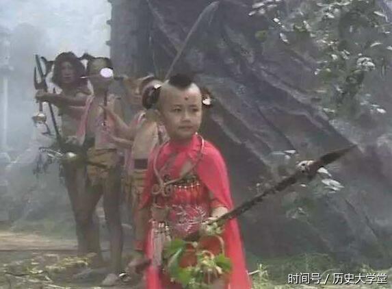 西游记中的谜案:红孩儿跟张天师隐藏的往事 - 一统江山 - 一统江山的博客