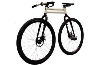 没链条的自行车是怎么走的哦图片