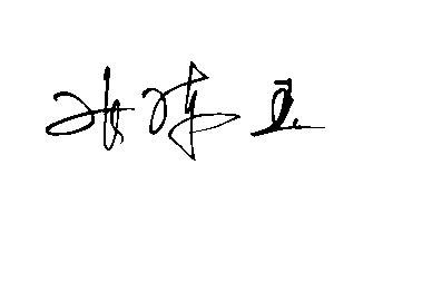 设计个艺术签名 . 名字:张陈玉