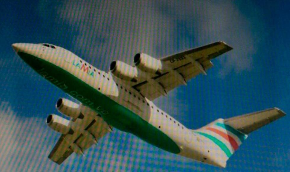 图为失事飞机机型,曼德林市长表示该市将全力救援