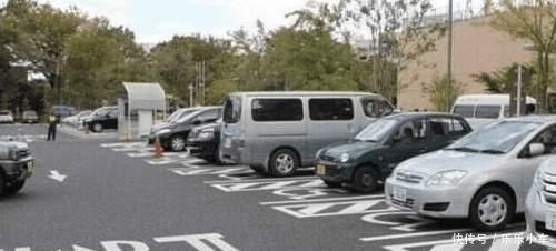 """<b>日本的""""停车位""""不得不服,比中国最少多出来一半停车空间</b>"""