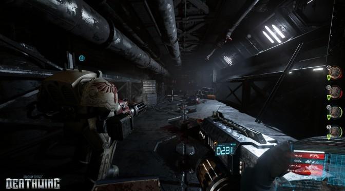 《太空巨人:死亡之翼》游戏画面