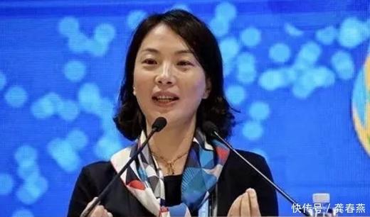 阿里巴巴前台小姐,马云承诺她坚持10年给1亿,今她现状成这样