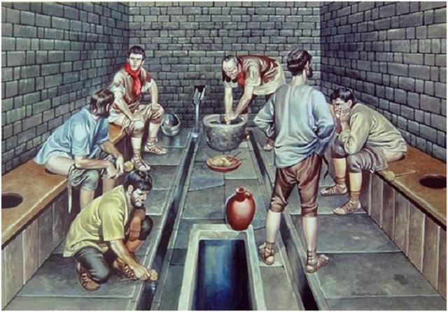 古代都没有厕所:为何慈禧生活尚好 - 一统江山 - 一统江山的博客