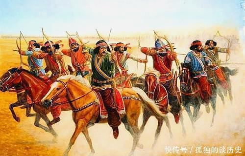 古代历史上最残忍的军队,打仗不带军粮,只带俘虏的上万名女人