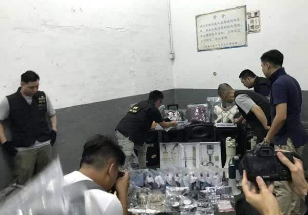 香港警方再拘捕一名涉荃湾TATP烈性炸药案男子
