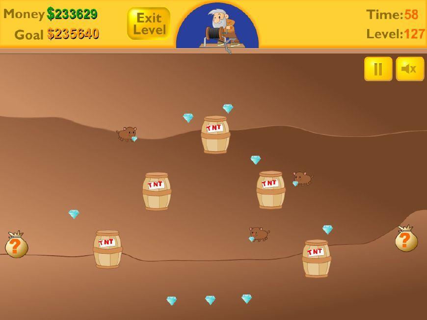 黄金矿工游戏玩法,以及高分技巧,一篇攻略搞定!