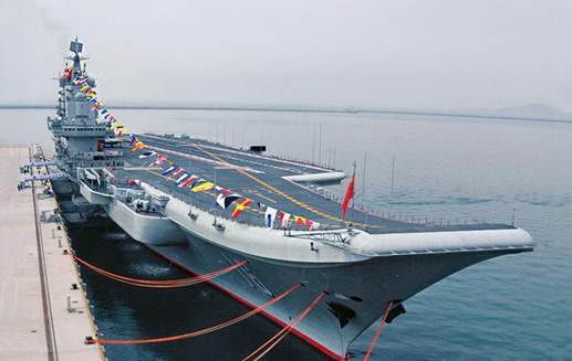 中国最多能有几个航母编队?