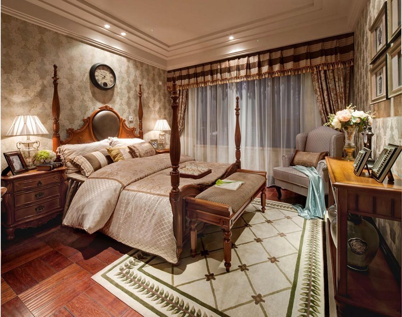 上海宝山区美式风格装修设计-家居装修-沭阳网