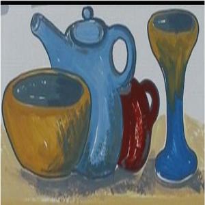 A. R. Britt Pottery