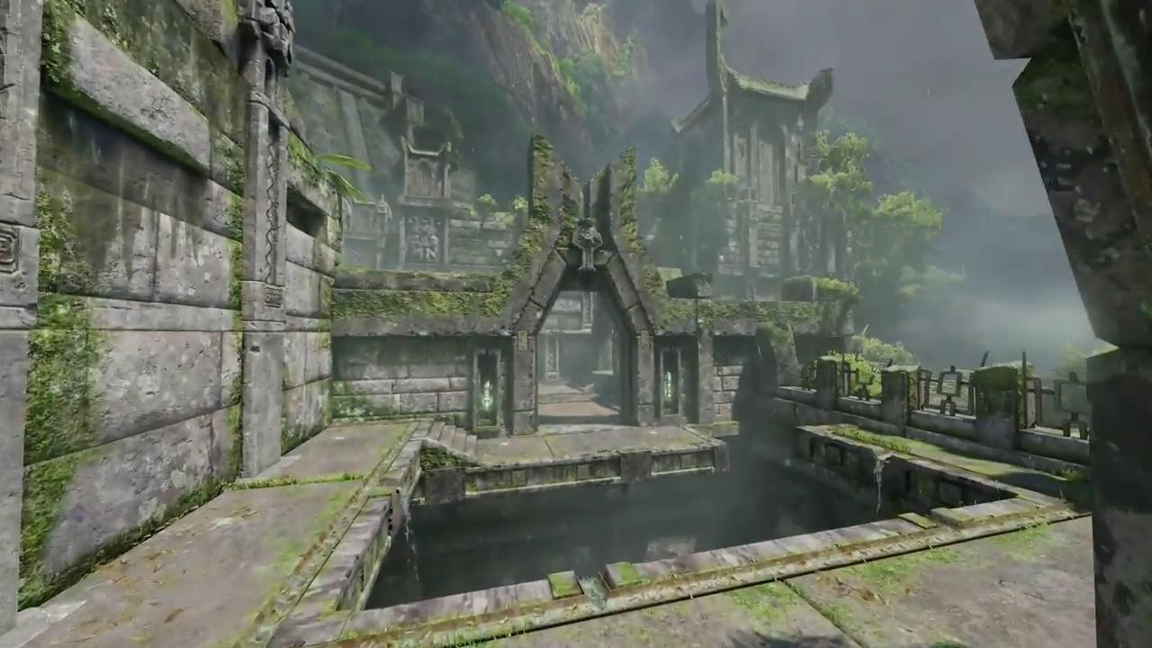 《雷神之锤:冠军》实机演示