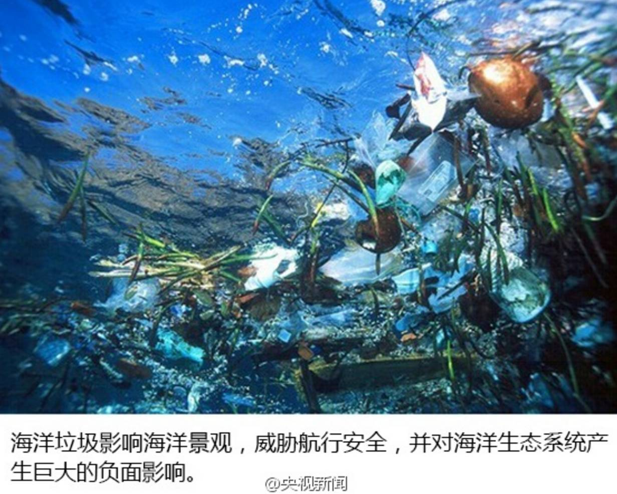 全球海洋垃圾污染研究报告就相关政府,及居民治理海洋垃圾污染提出了