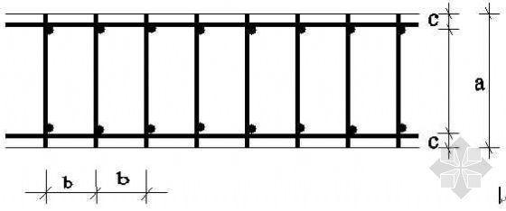 钢筋梯子筋怎么画出来