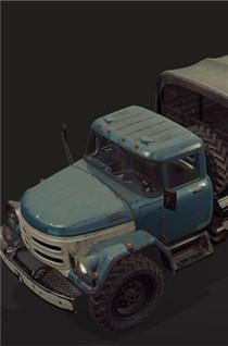 《绝地求生》新载具卡车曝光