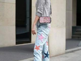 丹宁裤人手一条穿的瘦才是早春正确的搭配方式