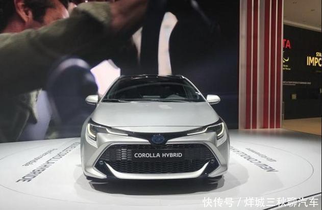 丰田推卡罗拉旅行版,1.2T发动机起步还有混动版本,你心动吗?