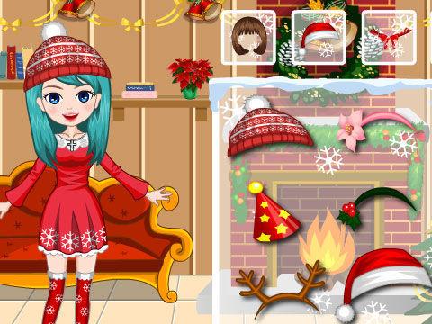 糖果圣诞装