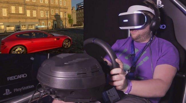 《驾驶俱乐部VR》试玩体验