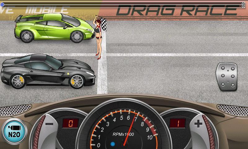 短程极速赛车截图2