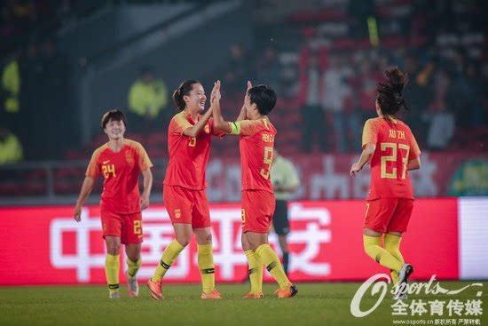 四国赛-李影任桂辛建功 中国女足2-0胜泰国夺冠