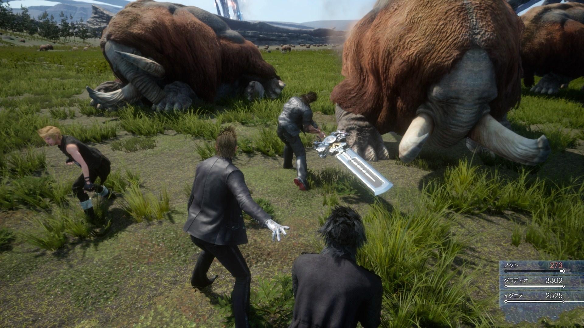 《最终幻想15》季卡并不包括所有DLC