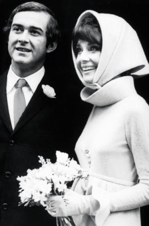 奥黛丽·赫本的第二任丈夫安德烈·多蒂