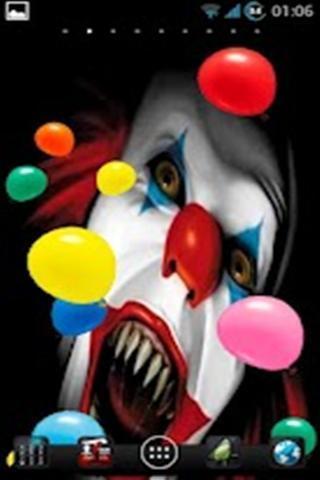魔性小丑动态壁纸_360手机助手