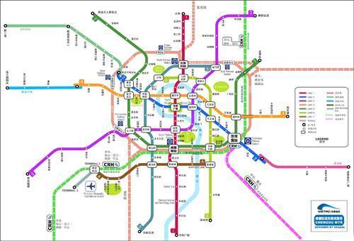 成都地铁5号线图片图片