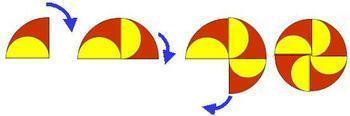 对称,平移和和旋转的作品(要图片)图片