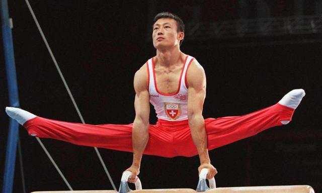 体操名将因洋女友被国家队开除,入籍瑞士夺奥运冠军东山再起 - 十年井绳 - 十年井绳博客