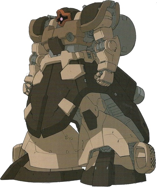 MS-09F-Br大魔速射