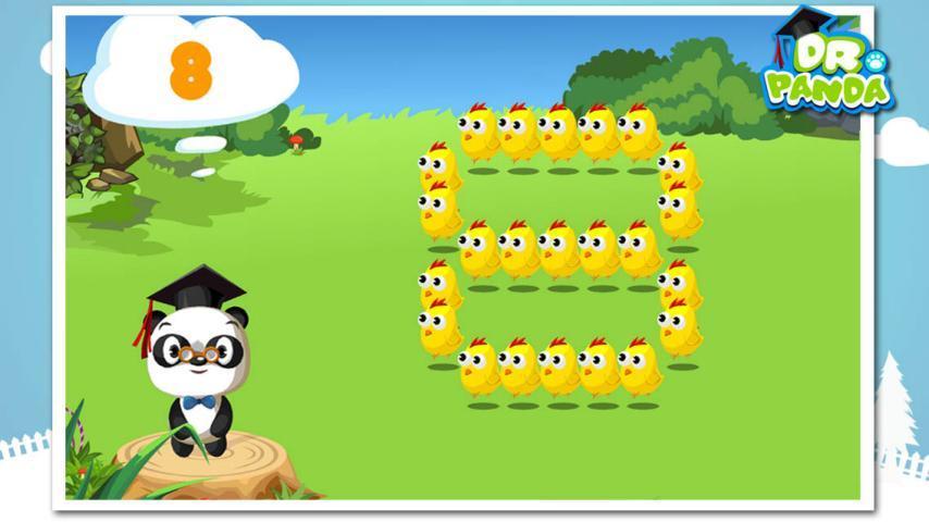 全世界的孩子们都喜欢Dr. Panda!品质或广泛认可: 在德国,瑞士和奥地利,Dr. Panda双语宝宝课堂荣获苹果官方每周最佳应用推荐(App of the Week)!  在美国亚马逊(Amazon)荣登教育类应用排行榜第三名! 【7kiwi奇异果特别推荐】www.7kiwi.com 科技在线,亲子无限 熊猫博士,来教我吧!