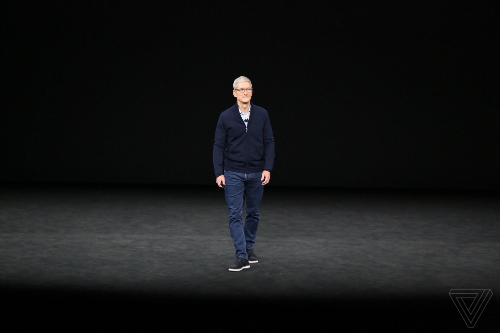 iPhone X在中国开售5小时卖550万部 苹果疯狂吸金461.3亿