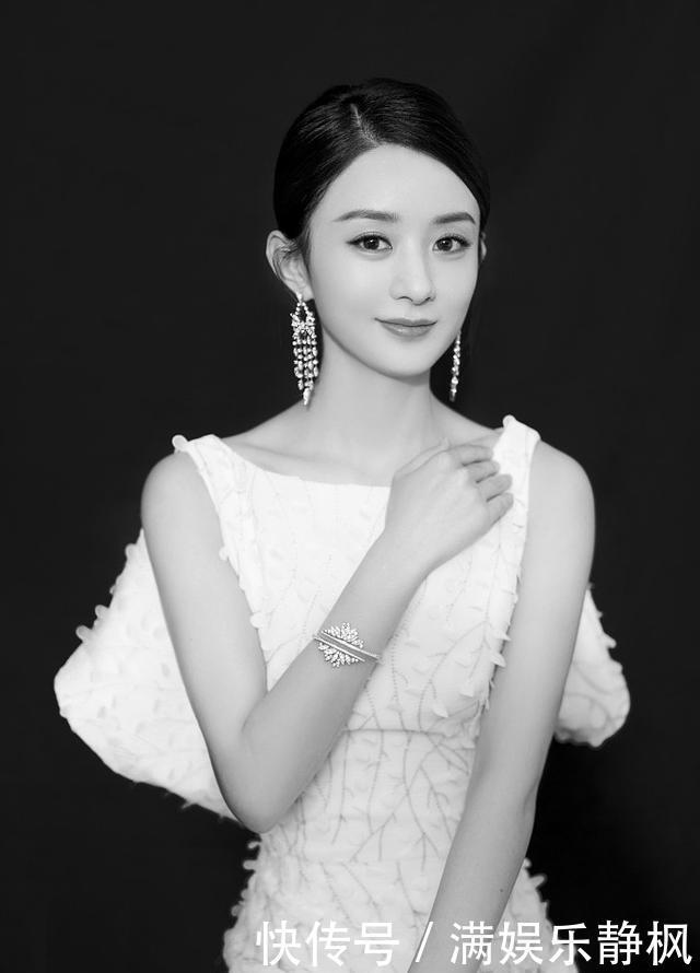 娱乐圈中性感的女星黑白:baby水印,李沁a性感,赵性感原创suze照片图片