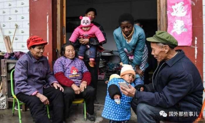 嫁到中国的非洲女孩:让当地人很是羡慕 - 一统江山 - 一统江山的博客