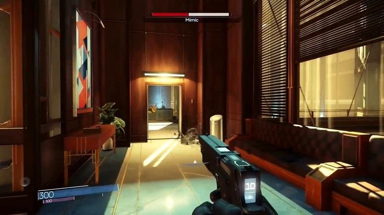 《掠食》游戏画面