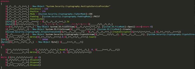 黑客春节不休假,新型勒索病毒alanwalker正发起攻击