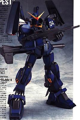 "RX-178-4高达Mk-Ⅱ4号机""风暴"""