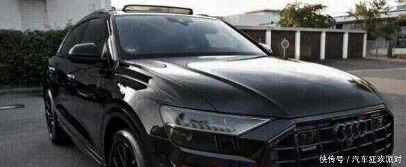 """还买啥宝马X5!奥迪又出""""神车"""",配黑科技V6引擎,比卡宴还拉风"""