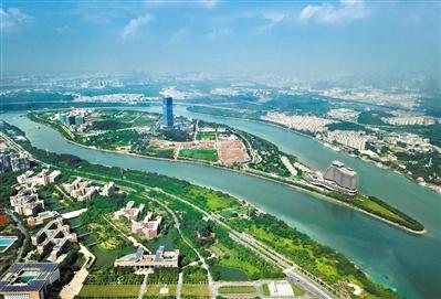 广州国际生物岛