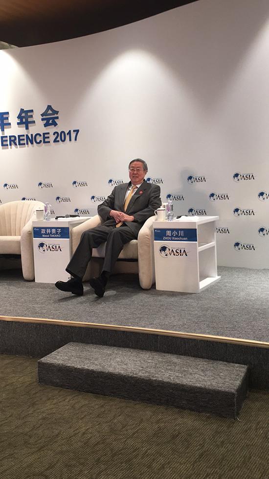 周小川:货币政策不是万金油 近些年公众过度关注了