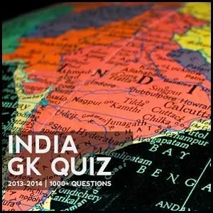 India GK Quiz Questions