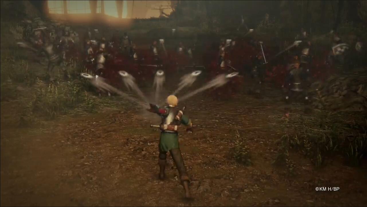 《剑风传奇无双》欧洲发售日期